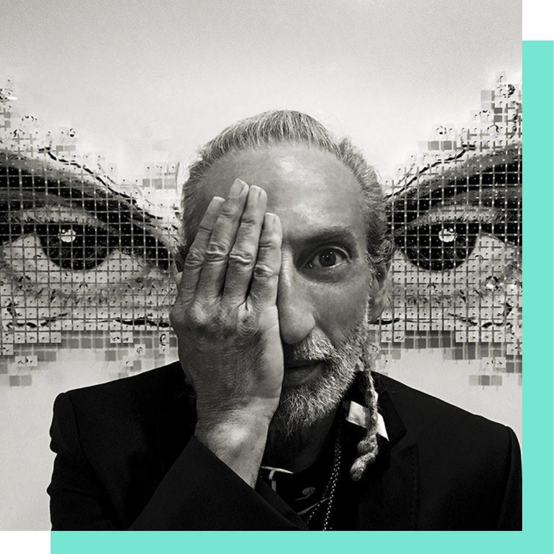 Robert Lobetta : Coiffeur, photographe, artiste et icône